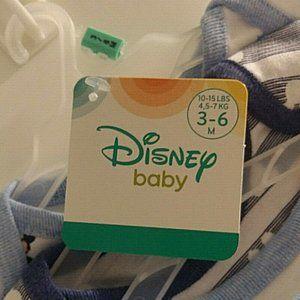 Disney One Pieces - Disney Baby 3 Pc Onesies